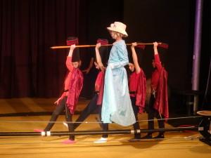 cirque école Jeanne d'arc, Sully cycle 3, 3