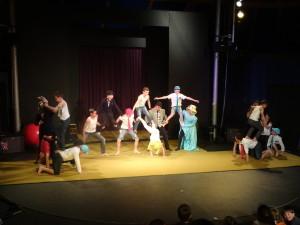 cirque école Jeanne d'arc cycle 3, 2
