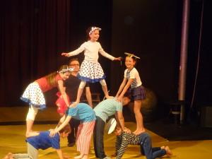 cirque école jeanne d'arc Sully, cycle 3, 12