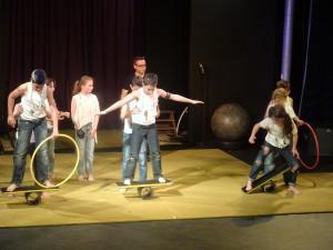 cirque école jeanne d'arc Sully, cycle 3, 6