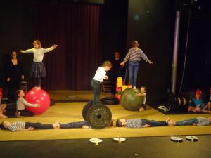 cirque école jeanne d'arc Sully, cycle 3, 8