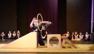 cirque TPS-PS-MS école Jeanne d'arc Sully 7